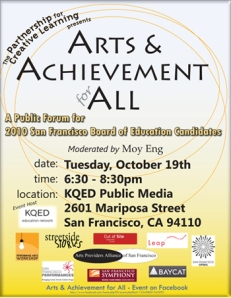 Arts & Achievement for All